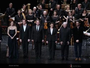 """Madrid, Teatro Real: """"Written on skin"""" di George Benjamin"""