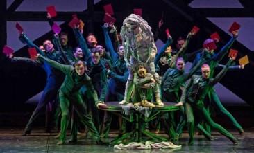 """Rodin"" di Boris Eifman al Teatro Canal di Madrid"