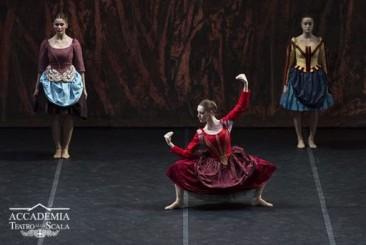 La Scuola di Ballo Accademia Teatro alla Scala al Piccolo Teatro Strehler