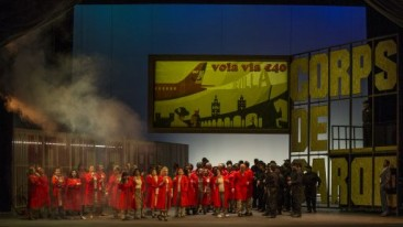 """Bologna, Teatro Comunale: """"Carmen"""""""