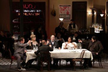 """Milano, Teatro alla Scala: """"La cena delle beffe"""""""