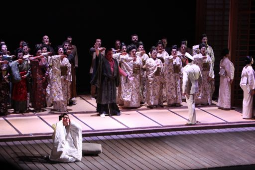"""""""Madama Butterfly"""" al Teatro Municipale di Piacenza"""