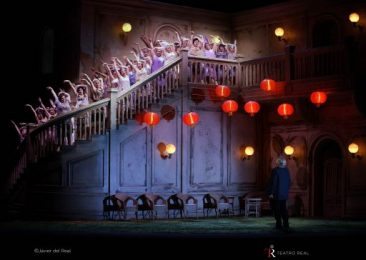 "Madrid, Teatro Real: ""Parsifal"""