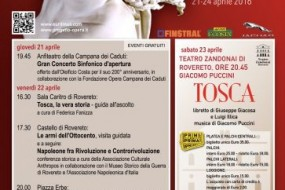 Rovereto: Progetto Opera 2016