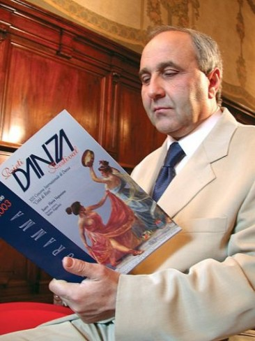"""La buona politica e la danza: intervista a Piero Fasciolo, Direttore Artistico del """"Rieti Danza Festival"""""""