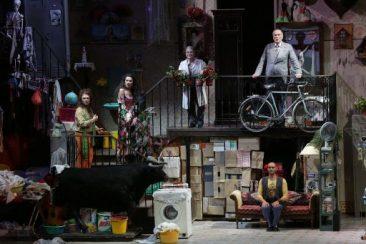 """Milano, Teatro alla Scala: """"L'heure espagnole"""" – """"L'enfant et les sortilèges"""""""
