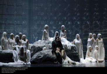 """Venezia, Teatro La Fenice: """"La Favorite"""""""