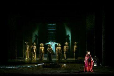 """""""Salome"""" al Teatro Carlo Felice di Genova"""
