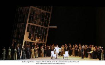 """""""Lucia di Lammermoor"""" al Teatro Regio di Torino"""