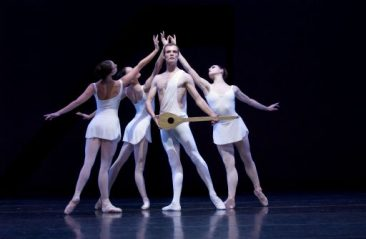 "Madrid, Teatros del Canal: ""Apollon Musagète"" con il Dutch National Ballet"