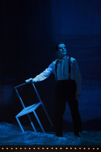 Madrid, Teatros del Canal, 15 V 2016, Mikhail Baryshnikov 3