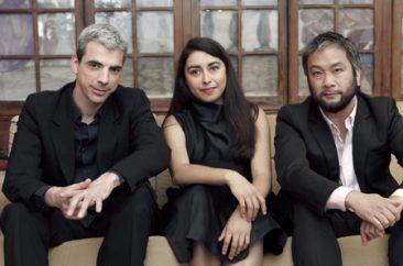 "Venezia, Palazzetto Bru Zane, Festival ""Benjamin Godard nei salotti parigini"" : Trio Talweg"