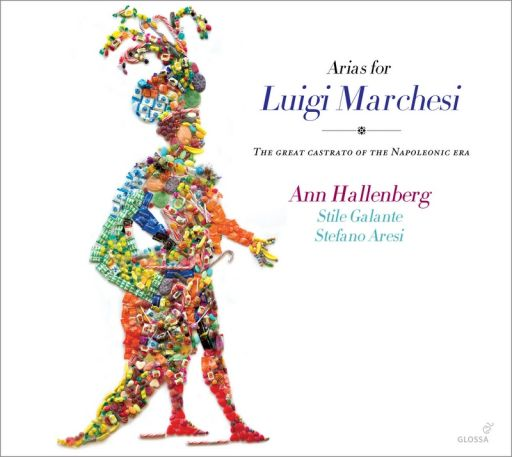 "Ann Hallenberg:  ""Arias from Luigi Marchesi"" – ""Agrippina"""