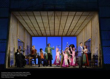 """""""L'Amico Fritz"""" al Teatro La Fenice di Venezia"""