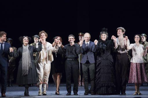 "Firenze, Teatro della Pergola: ""Albert Herring"""