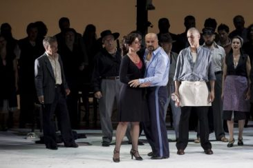 "Torino, Teatro Regio: ""Carmen"" (cast alternativo)"