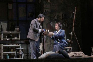 "Los Angeles Opera: ""La Bohème"