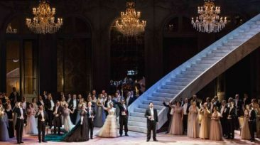 """Roma, Teatro dell'Opera: """"La Traviata"""""""