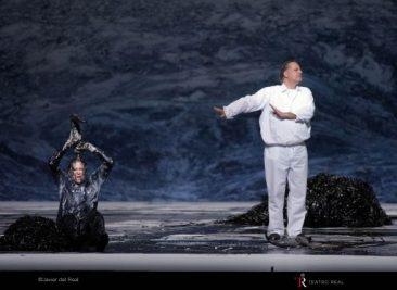"""""""Moses und Aron"""" al Teatro Real di Madrid"""