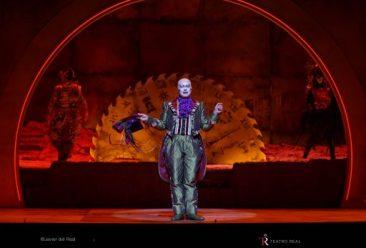 "Madrid, Teatro Real: ""Der Kaiser von Atlantis"" di Viktor Ullmann"