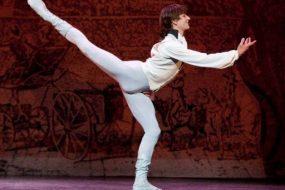 Caracalla 2016: inaugura Serata Nureyev, balla l'étoile internazionale Friedemman Vogel