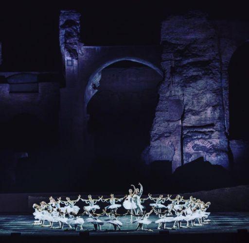 """Roma, Terme di Caracalla: """"Serata Nureyev"""". Un coraggioso trittico con ospite di spicco"""