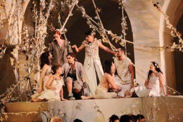 """Martina Franca, Festival della Valle d'Itria 2016: """"Baccanali"""" di Agostino Steffani"""