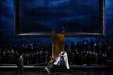 """Milano, Teatro alla Scala:""""Simon Boccanegra"""""""