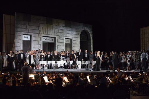 """""""La Traviata"""", per l'Estate del Maggio Musicale Fiorentino. Dal 16 giugno al 1 luglio"""