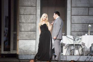 """Opera di Firenze, Cortile di Palazzo Pitti: """"La Traviata"""""""