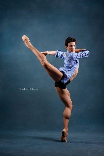 Luigi Crispino all'American Ballet Theatre