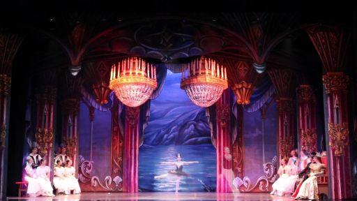 Madrid, 7 VII 2016, Lago dei cigni, St. Petersburg Classical Ballet 2