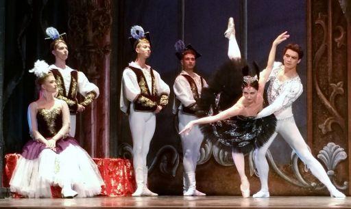 Madrid, 7 VII 2016, Lago dei cigni, St. Petersburg Classical Ballet