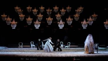 """I Puritani"" al Teatro Real di Madrid"