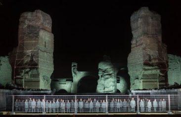 """Roma, Terme di Caracalla, Stagione Lirica 2016: """"Nabucco"""""""