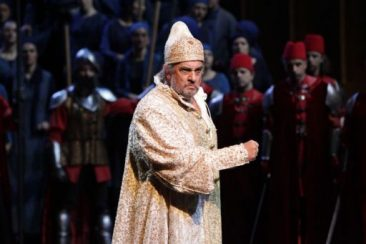 "Milano, Teatro alla Scala: ""Simon Boccanegra"" (cast alternativo)"