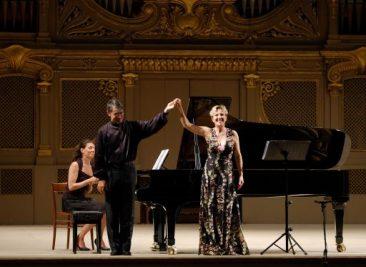 Rossini Opera Festival 2016, concerti di belcanto: recital di Monica Bacelli