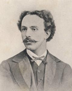 Franco Faccio at time of composing Amleto