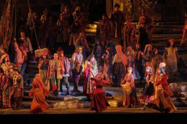 """Arena di Verona Opera Festival 2016: """"Il Trovatore"""""""