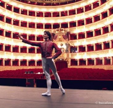 Giuseppe Picone Direttore del Ballo al San Carlo di Napoli. Propositi e idee in anteprima