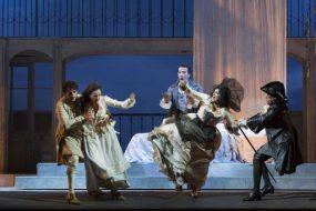 Teatro di San Carlo – Le nozze di Figaro di Mozart, dal 24 settembre al 4 ottobre