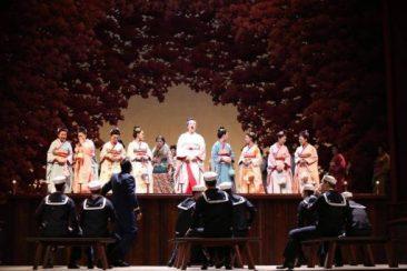 "Palermo, Teatro Massimo: ""Madama Butterfly"""