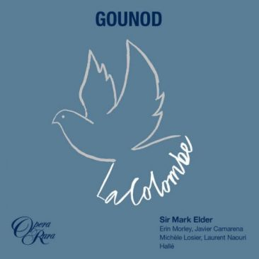 "Charles Gounod (1813-1883): ""La colombe"""