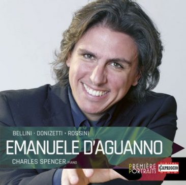 Emanuele D'Aguanno: Bellini, Donizetti, Rossini