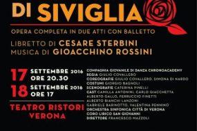 """Verona, Teatro Ristori:""""Il barbiere di Siviglia"""""""
