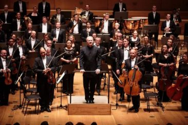 Gianandrea Noseda e la London Symphony Orchestra a Madrid