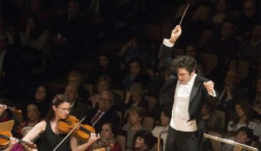 La Orquesta Nacional de España inaugura la stagione con David Afkham