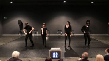 "Madrid: Festival ""Viaje al centro de la danza"""