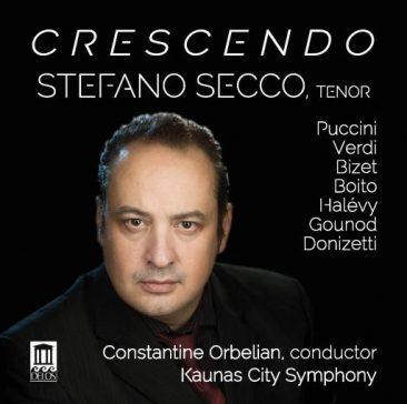"""Stefano Secco: """"Crescendo"""""""