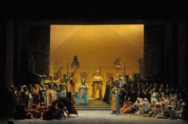 "Novara, Teatro C. Coccia: ""Aida"""